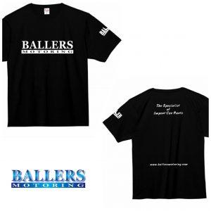 BM org T-shirt B