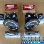 W463A night package 4piece set